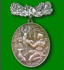 Medal hubert