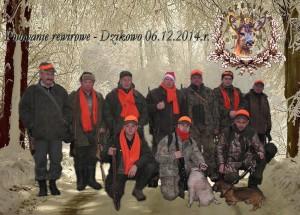 Dzikowo 06.12.2014. zima